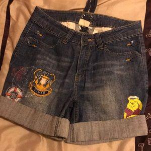 Women's Disney shorts